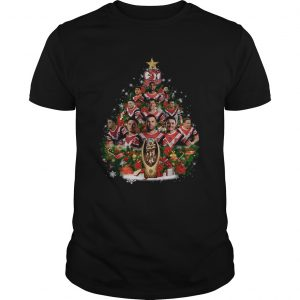 Sydney Roosters Christmas tree  Unisex