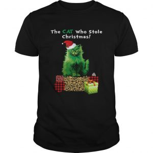 The cat who stole Christmas  Unisex