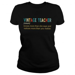 Vintage Teacher Definition knows more than she says and notices morethan you realise  Classic Ladies