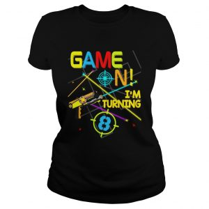 1574065816Laser Tag Birthday Party Game On Im Turning 8  Classic Ladies