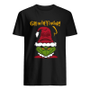 Grinchffindor Harry Potter Grinch Gryffindor Christmas  Classic Men's T-shirt