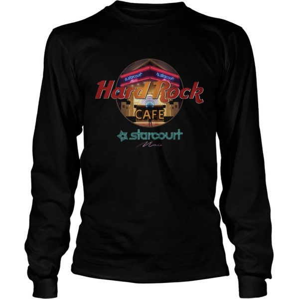 Hard Rock Cafe Starcourt Mall  LongSleeve