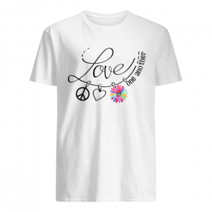 Love One Another  Classic Men's T-shirt