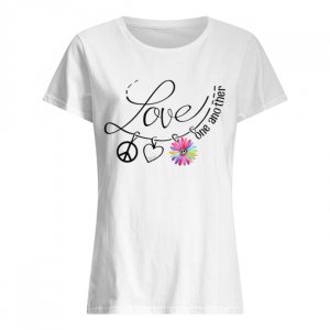 Love One Another  Classic Women's T-shirt