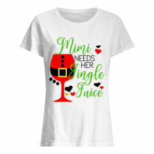 Mimi Needs Her Jungle Juice  Classic Women's T-shirt