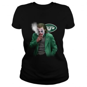 New York Jets Joker smoking  Classic Ladies