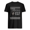 Tyrion Lannister Merry Christmas Call Me ELF One More Time  Classic Men's T-shirt