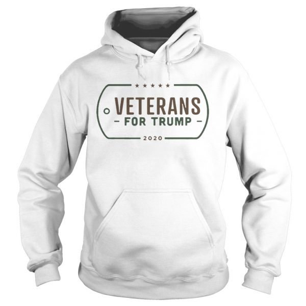 Veterans for Donald Trump  Hoodie