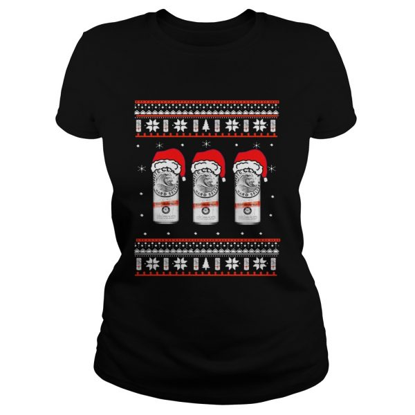 White Claw Ruby Raspberry Ugly Christmas  Classic Ladies