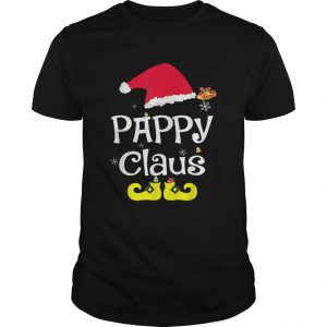 Merry Santa Pappy Claus Christmas Family  Unisex