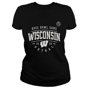 Wisconsin Badgers Football 2020 Rose Bowl Bound Tackle  Classic Ladies