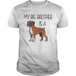 Boxer My Big Brother Is A  Unisex