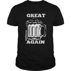 St Patricks Day Beer Great Again  Unisex