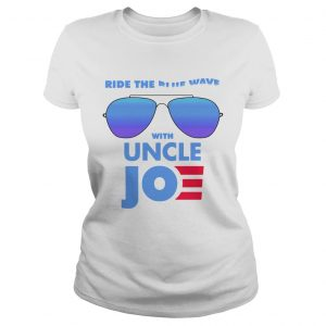 Ride the Blue Wave with Uncle Joe Biden  Classic Ladies