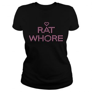 Heart Rat Whore  Classic Ladies