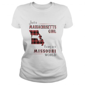 Just A Massachusetts Girl Living In A Missouri World Map  Classic Ladies