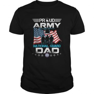 Veteran proud army national guard dad american flag independence day  Unisex