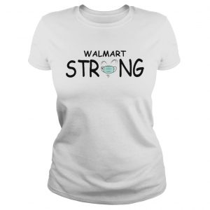 Walmart strong mask heart  Classic Ladies