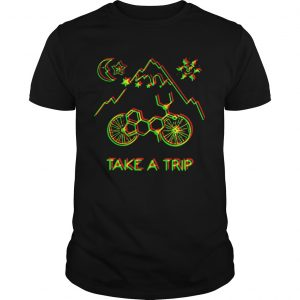 Hoffman Bicycle Day Take A Trip  Unisex