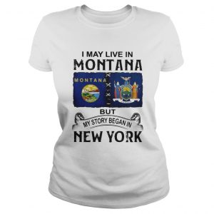 I may live in Montana but my story began in New York  Classic Ladies