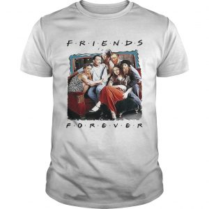 Tv Front Cover Friend Forever  Unisex