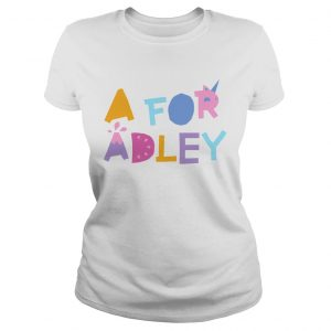 A For Adley  Classic Ladies