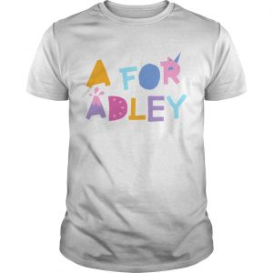 A For Adley  Unisex