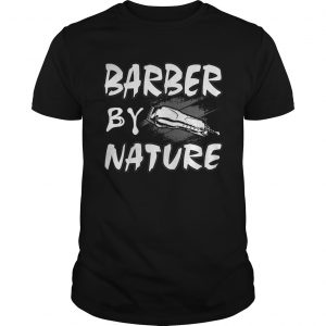 BARBER BY NATURE  Unisex