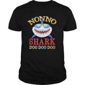 Family 365 Nonno Shark Father's Day shirt