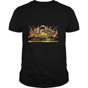 Lakers are the 2020 NBA Champions shirt
