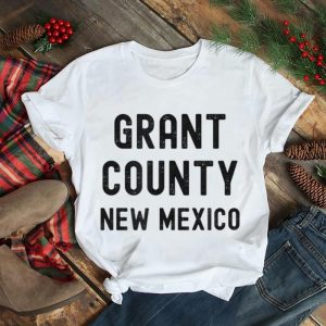 Grant County New Mexico shirt