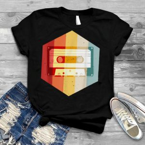 Mixtape Retro Cassette Vintage Tape shirt