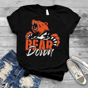 Passionists Chicago Football Fans Bear Down Shirt