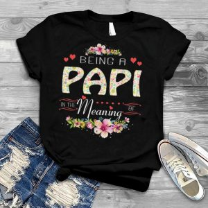 Being A Mommy In The Of Meaning Shirt Mother's Day Gift T Shirt