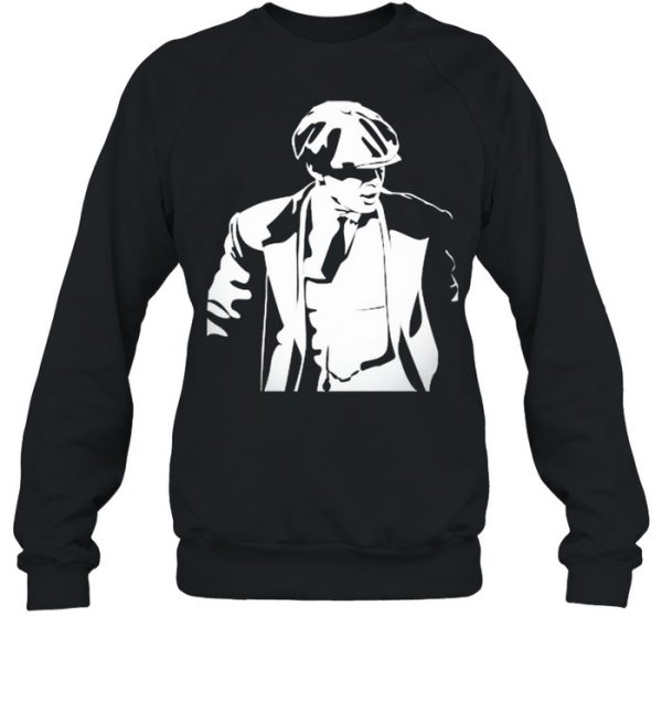 Thomas Shelby Peaky Blinders Shirt Unisex Sweatshirt