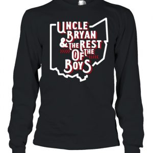 Uncle Bryan And The Rest Of The Boys  Long Sleeved T-shirt
