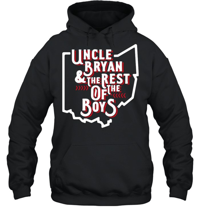 Uncle Bryan And The Rest Of The Boys  Unisex Hoodie