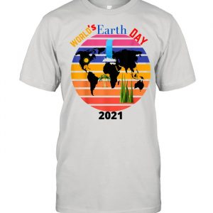 World's Earth's Day 2021 vintage Shirt Classic Men's T-shirt