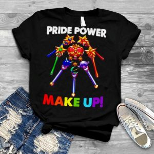 Pride Power Make Up T shirt