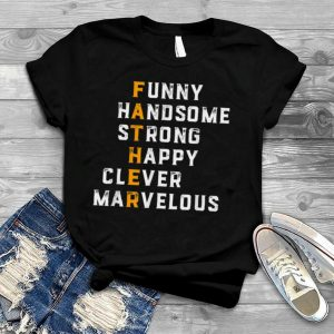 father's day men gift from daughter son wife for husband dad T Shirt