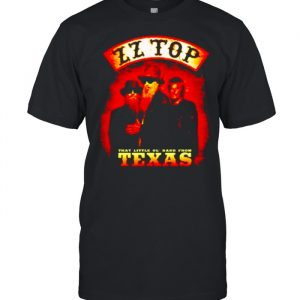 ZZ Top that little of band from Texas  Classic Men's T-shirt