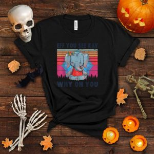 Eff You See Kay Why Oh You Vintage Yoga Elephant Lover T Shirt